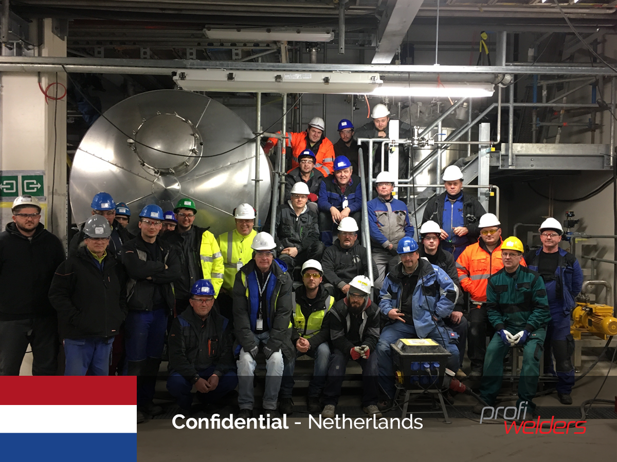 Confidential - Netherlands