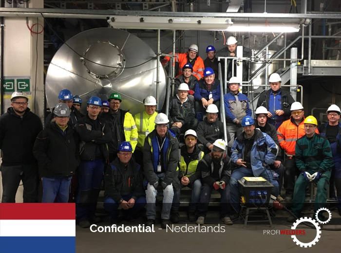 Confidential – Nederlands